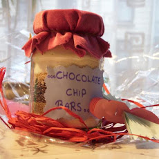 Chocolate Chip Bars (Or Gift Mix in a Jar)
