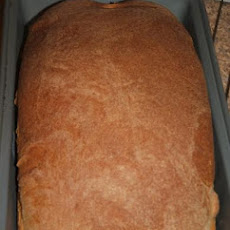 Machine Mixed Whole Wheat Sandwich Bread