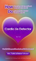 Screenshot of Cardio Lie Detector