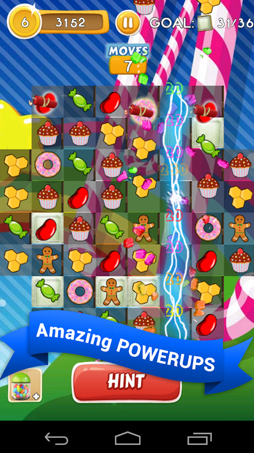 Candy Blitz Screenshot 7