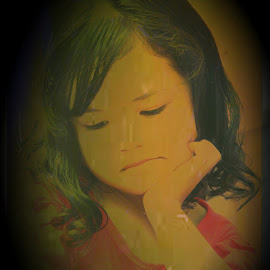 Sad by Sunat Dah - Babies & Children Child Portraits ( child, sad )