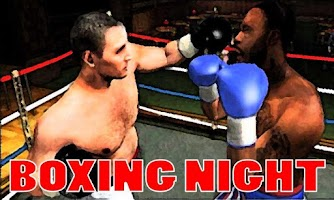 Screenshot of Boxing Night 3D