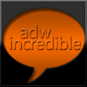 ADWTheme Incredible Orange icon