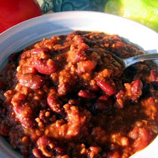 Wild Oats Vegetarian Chili