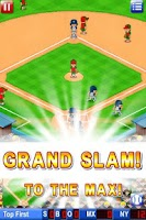 Screenshot of Big Hit Baseball Free