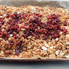 Tart Montmorency Cherry & California Almond Granola