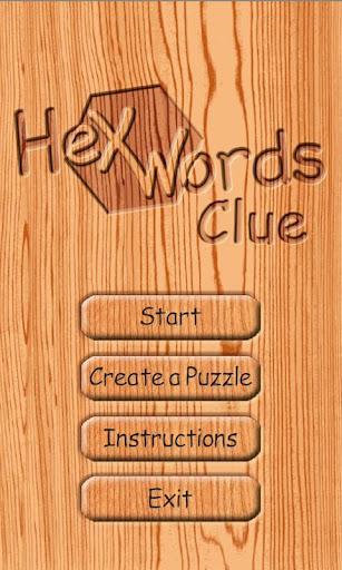 Hex Words Clue