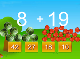 Screenshot of First Grade Learning Games