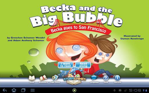 Becka San Fran StoryChimes