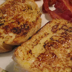 Bruleed Orange French Toast