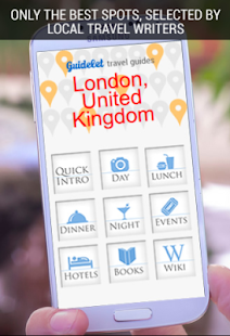 Top 60 London, Travel Guide - screenshot