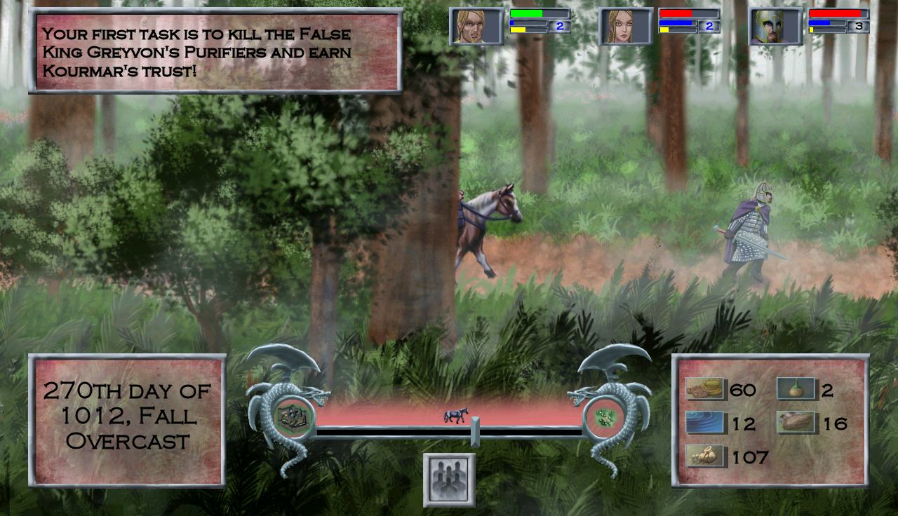 Tales of Illyria:Fallen Knight Screenshot