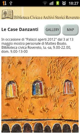 Le Case Danzanti Boato Mart