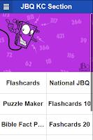 Screenshot of JBQ KC Section
