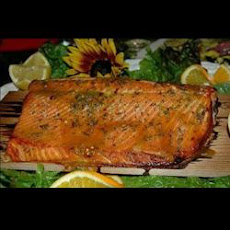 Simple Sassy Salmon