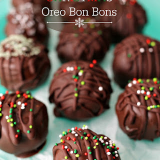 Oreo Bon Bons Recipes