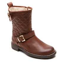 Step2wo Midi Harley - Quilted Buckle Boot BOOTS