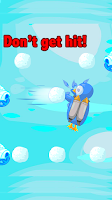 Screenshot of Penguin Dodge