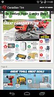Screenshot of RFD web (RedflagDeals)