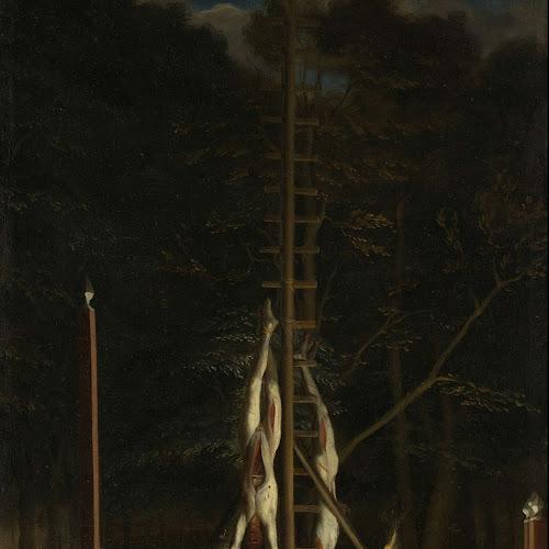 the corpses of the de witt brothers  jan de baen