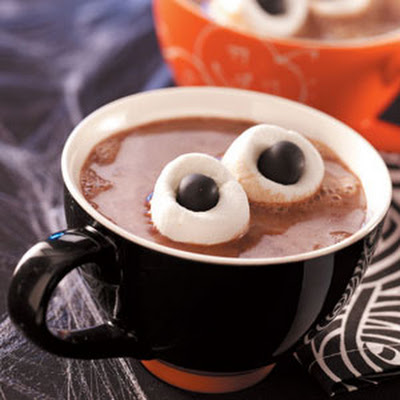 Ogre Eyes Hot Cocoa