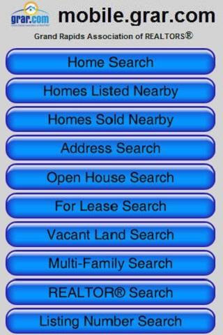 GRAR Grand Rapids Real Estate