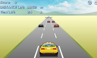 Screenshot of Wild Wild Taxi Free