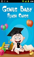 Screenshot of Genius Baby Flashcards 4 Kids