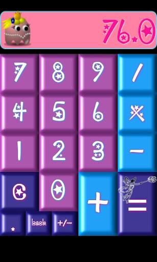 Girlie Calculator