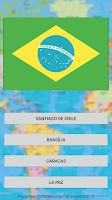 Screenshot of Flag Quiz