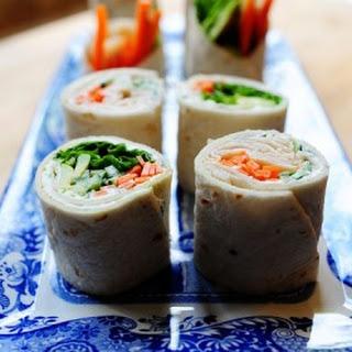Cucumber Tortilla Roll Recipes