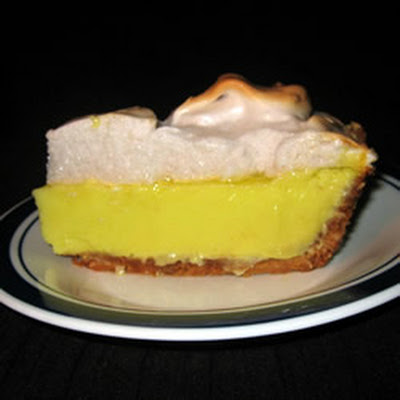 Lime Meringue Pie