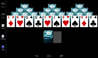 Screenshot of 120 Card Games Solitaire Pack