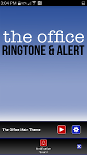 The Office Ringtone - screenshot