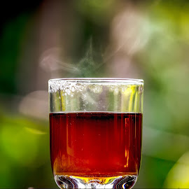 BLACK TEA by Bivin Lal Photography - Food & Drink Alcohol & Drinks (  )