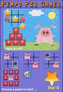 Pempo Pig Games - screenshot