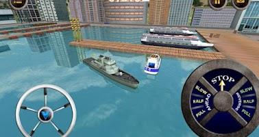 Screenshot of Epic Destroyer Navy Simulator