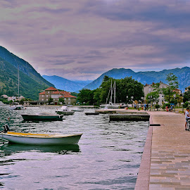 Kotor/Montenegro  by Dragan Rakocevic - Landscapes Travel