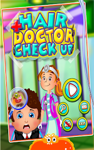Hair Doctor Checkup Clinic - screenshot