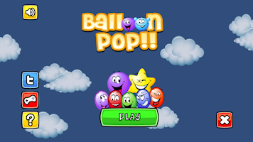 Screenshot of Balloon POP!