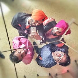 Group Selfie by Montee Bir - People Group/Corporate