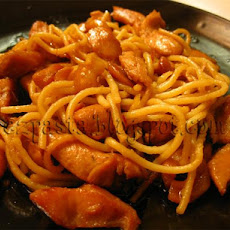 Yellow Cab's Charlie Chan Chicken Pasta