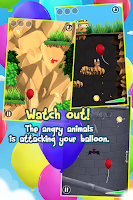 Screenshot of SOS Balloon