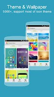 Screenshot of KK Launcher (Lollipop &KitKat)