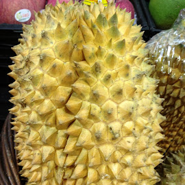 Durian The king of fruits by Johnnie Ngoon - Food & Drink Fruits & Vegetables
