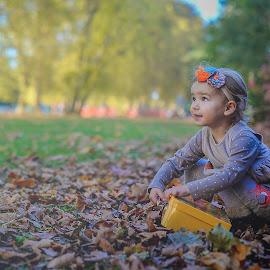 The Light by Lazarina Karaivanova - Babies & Children Child Portraits ( g i r l )