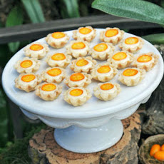 Candied Kumquat Tartlets
