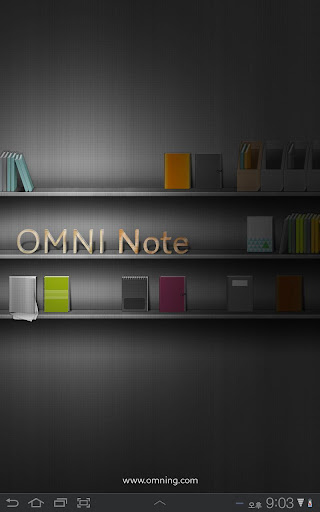 OmniNote Lite For GalaxyNote