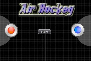 Screenshot of Air Hockey 3