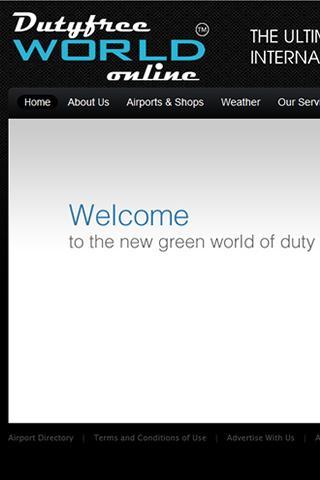 Dutyfree World Online